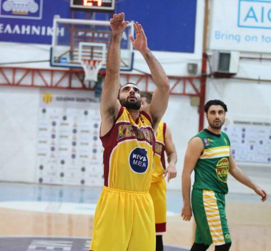 Highlights: Κεραυνός-Πετρολίνα ΑΕΚ 12η Αγ. 2016-17