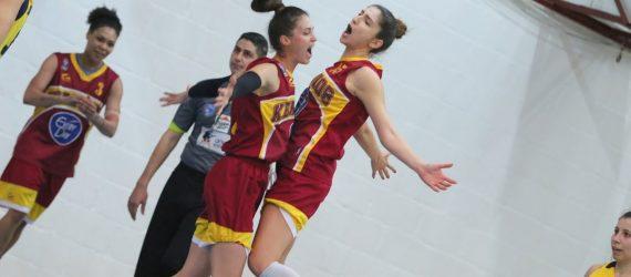 Highlights: Κεραυνός vs ΑΕΛ – Ημιτελικά Κυπέλλου Γυναικών