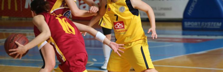 Highlights: ΑΕΛ vs Κεραυνός – 2ος Τελικός Σειράς Γυναικών